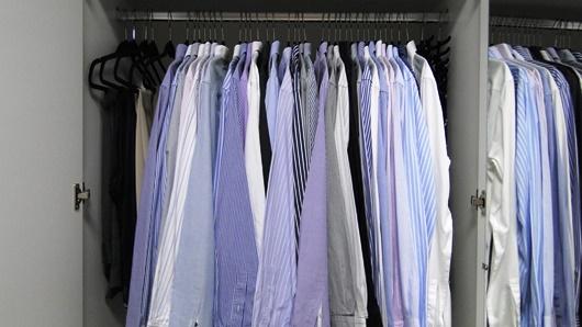 roupas de trabalhar