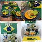 ESPAÇO LEITORA: Inspiração de mesas para copa