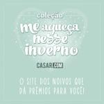 """Novidade Casar.com: Concurso """"Me aqueça nesse inverno"""""""