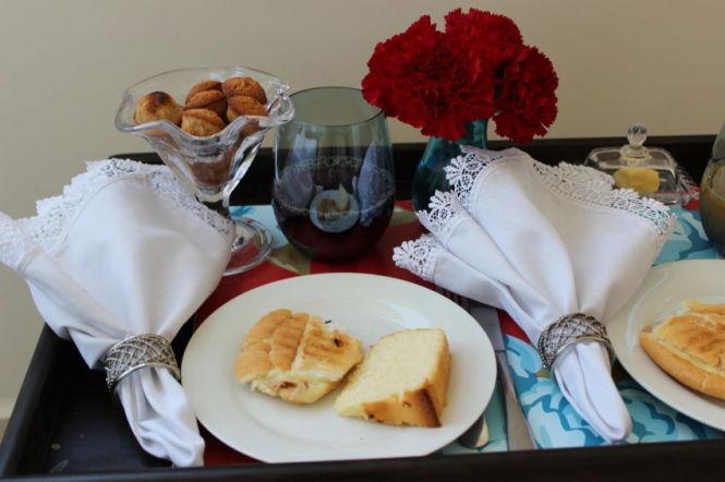 Bandeja de Café da Manhã (1)