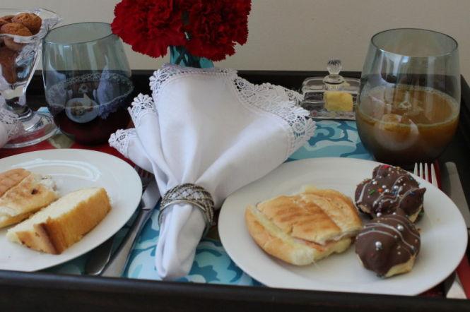 Bandeja de Café da Manhã (2)