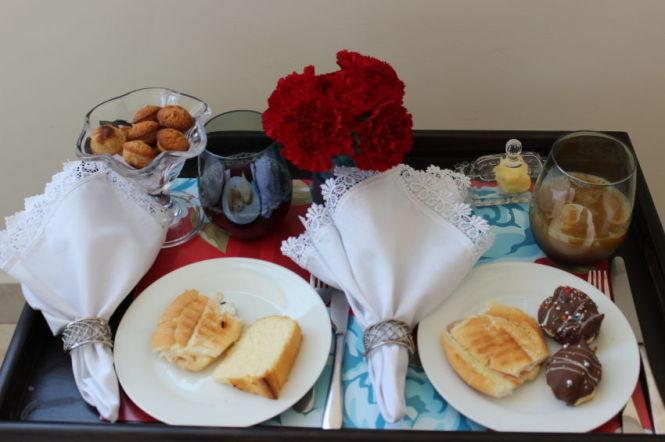 Bandeja de Café da Manhã (4)