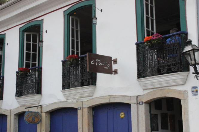 Restaurante O Passo em Ouro Preto
