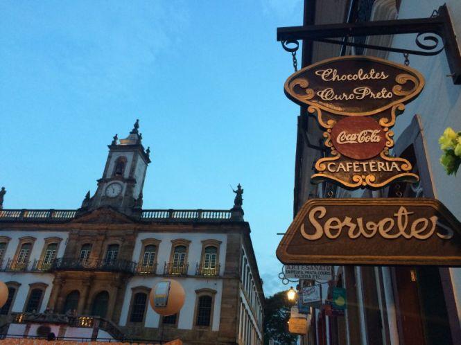 Cafeteria Chocolates de Ouro Preto