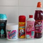 TOP 5: Produtos de Limpeza – III