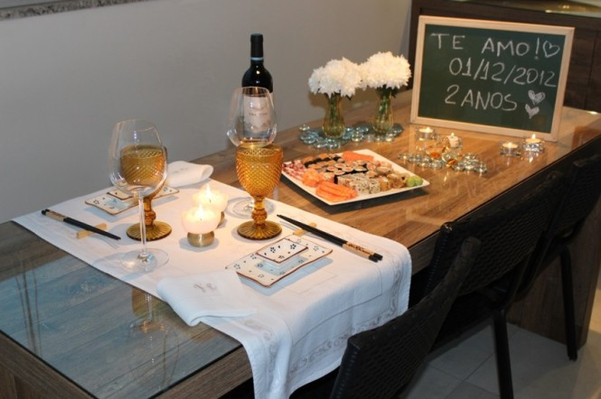 Mesa Jantar 2 anos de casados (1)