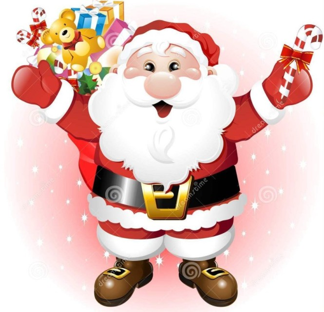 http://www.dreamstime.com/royalty-free-stock-photos-santa-claus-toys-image16667868