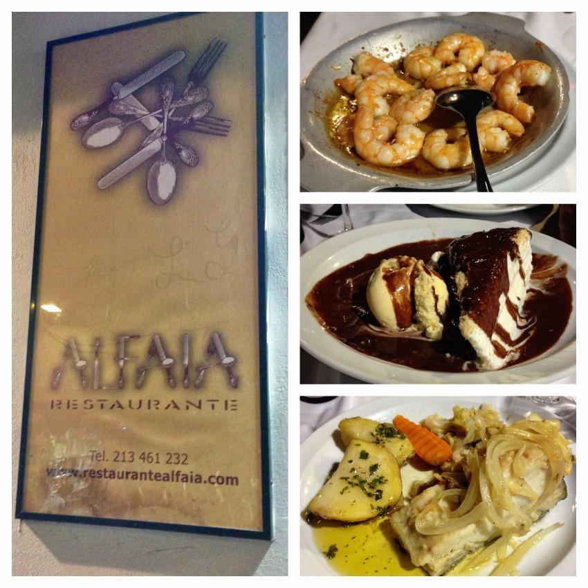 restaurantealfaia