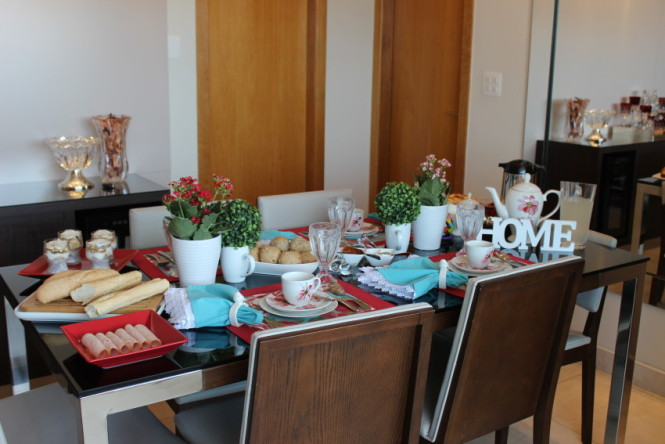 Como preparar a mesa de caf da manh perfeita vida de for Modelos de mesas para cafeteria