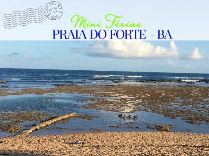 Praia do Forte-Praia