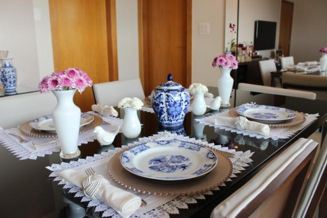 Mesa Posta almoço (2)