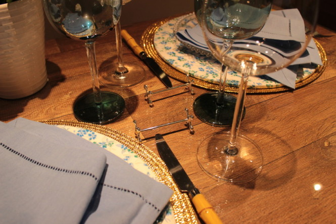 Mesa posta jantar (1)