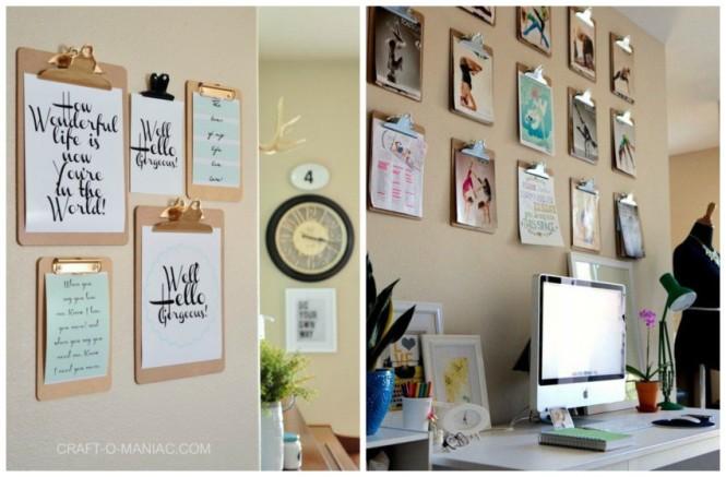 ideias para decorar o escritorio (4)