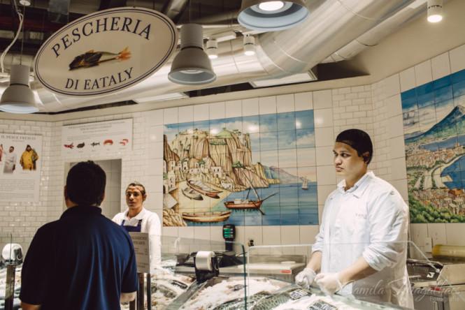 Mercado Eataly São Paulo