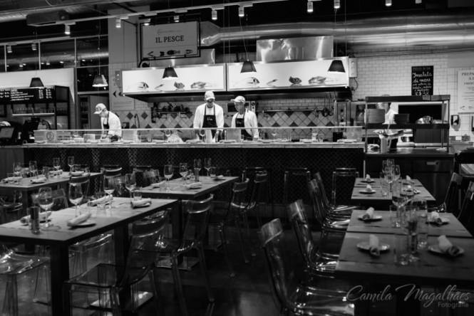 Restaurante Eataly São Paulo