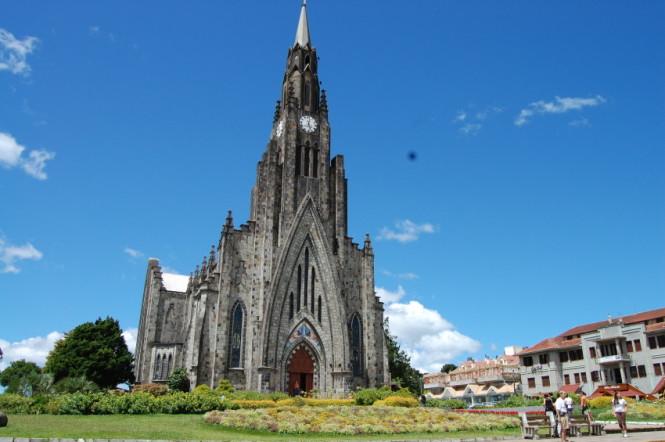 Catedral de Pedra