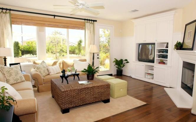 decoraçao sala de estar