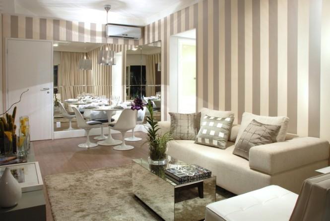 Dicas ideias e truques de decora o de sala de estar for Decoracion de salas clasicas elegantes