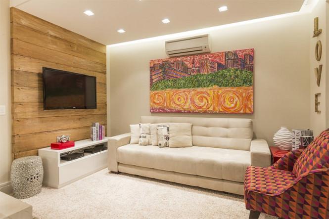 Dicas ideias e truques de decora o de sala de estar - Fotos d salas ...