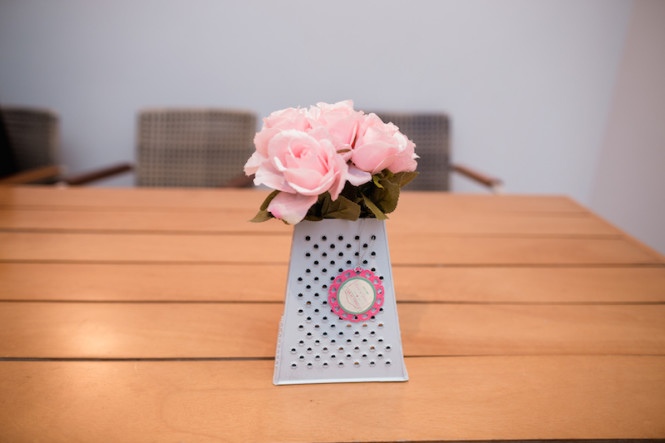 decoração de chá de panela verde e rosa (122)