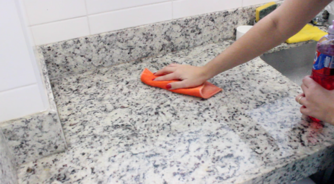 limpeza cozinha