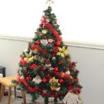 Minha decoração de Árvore de Natal
