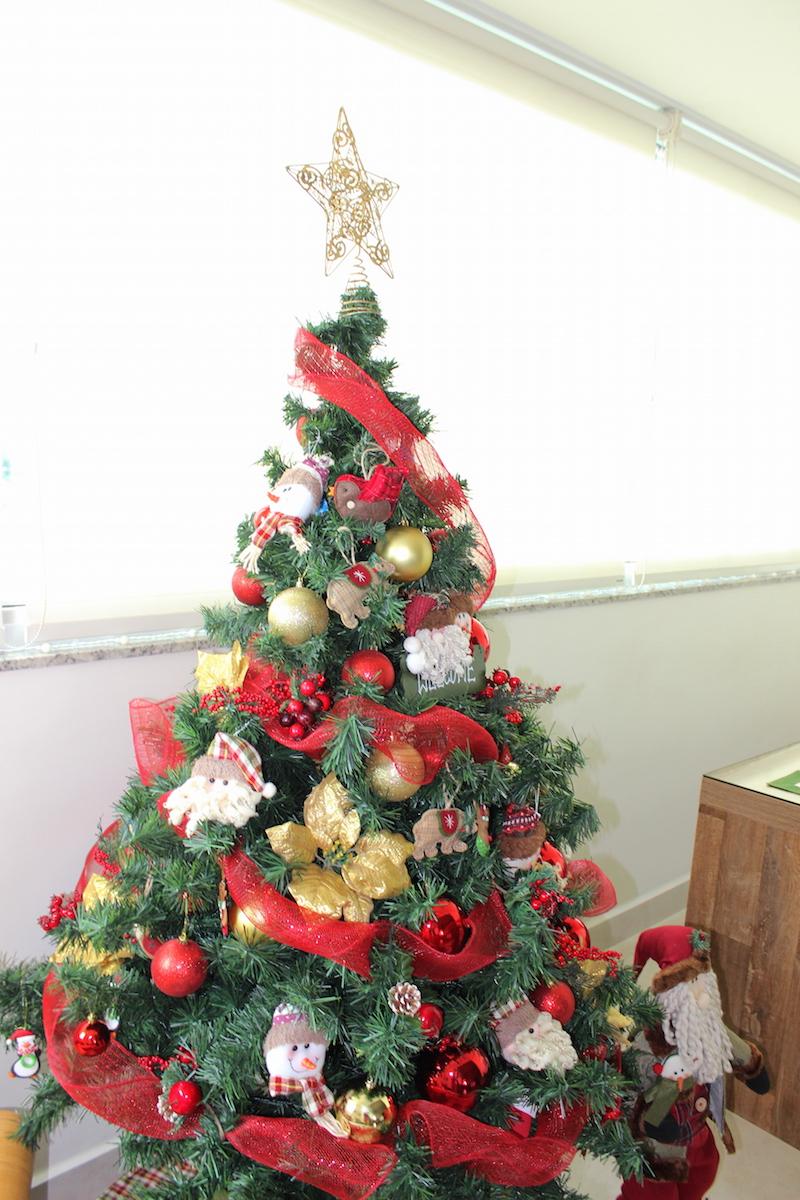 arvore de natal bonita