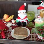 Bandeja de Café da Manhã – Especial Natal