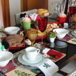 Café da Manhã para Amigas – Especial Natal