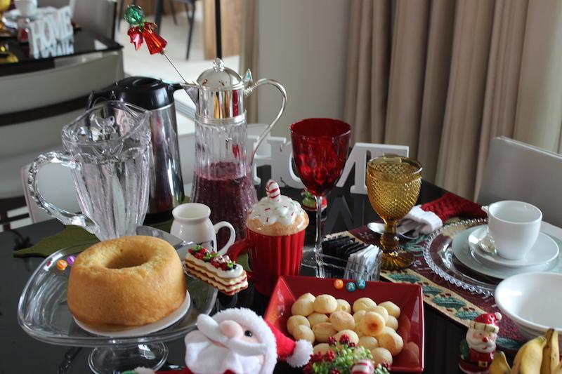 decoração mesa cafe da manhã