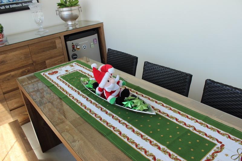 decoracacao de natal varanda
