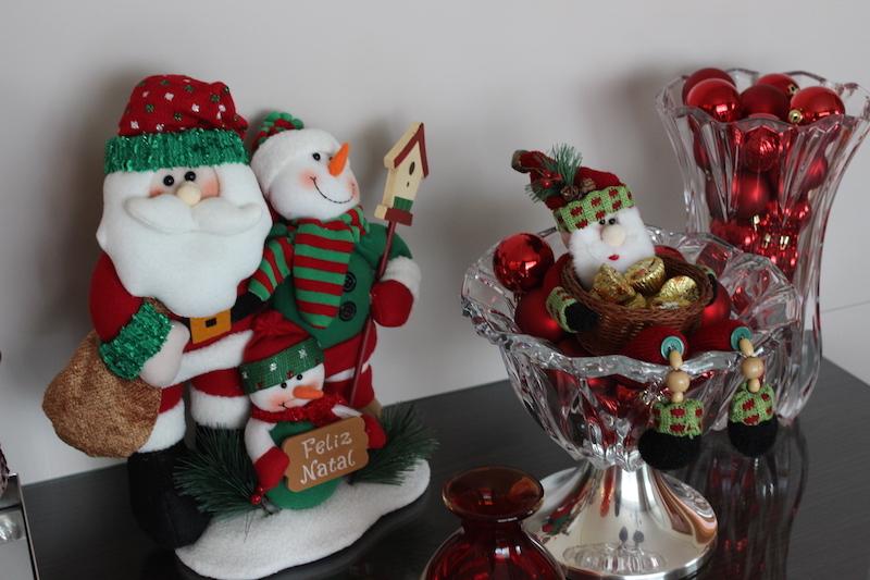 decoração simples de natal