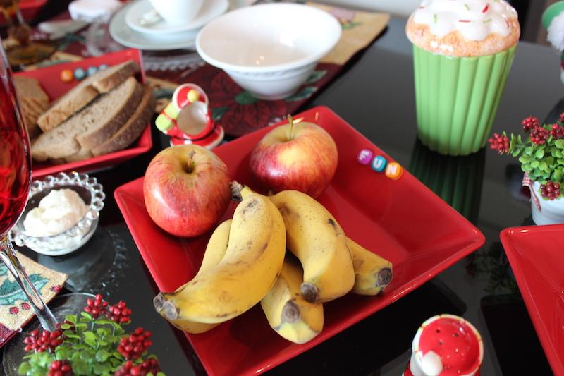 frutas cafe da manha