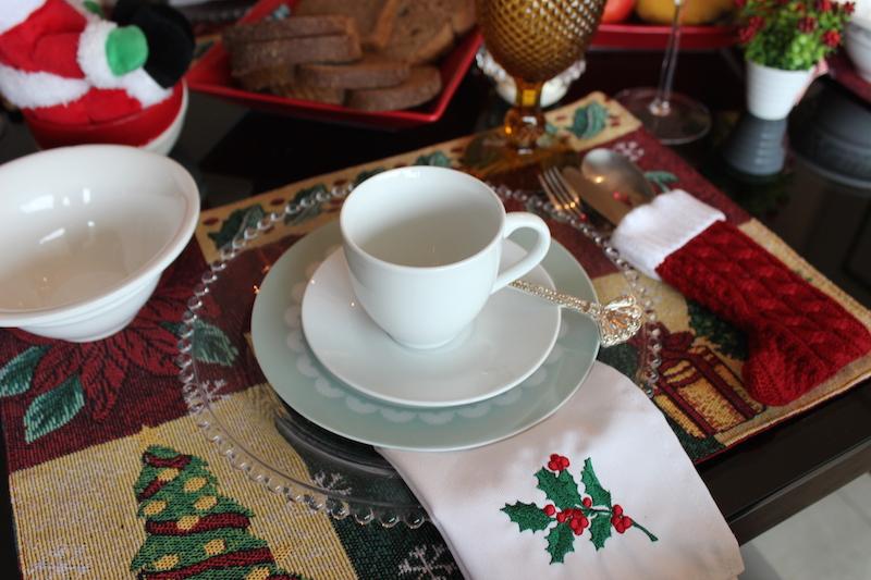 mesa de cafe da manhã