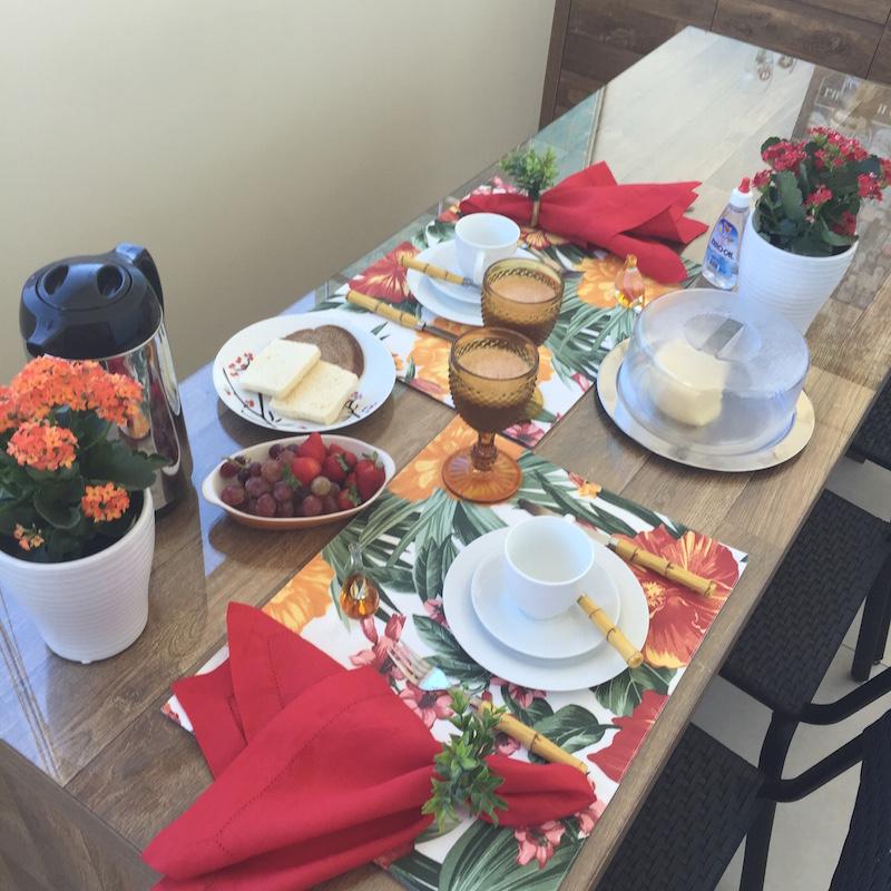 mesa cafa da manha