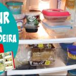 O que tem na minha geladeira?