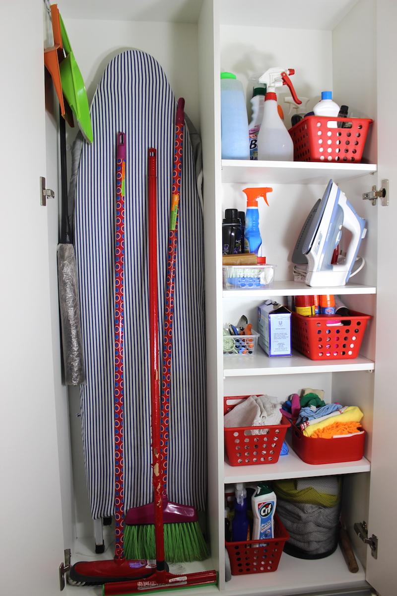 armario da lavanderia