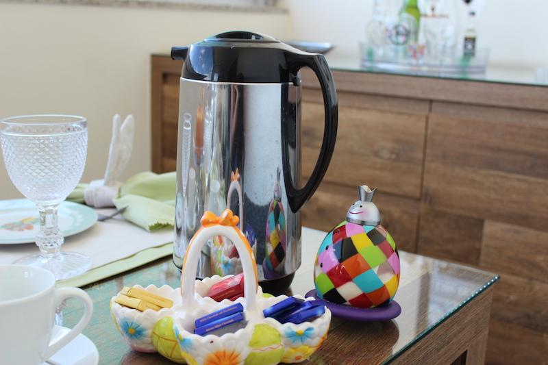jarra de cafe