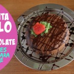 Receita Bolo de Chocolate Fácil para surpreender a visita!