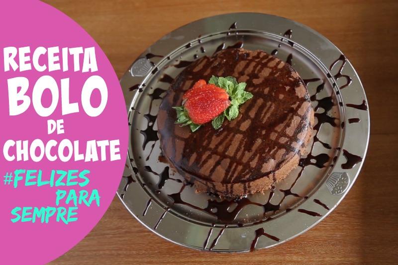 Capa - Bolo de Chocolate