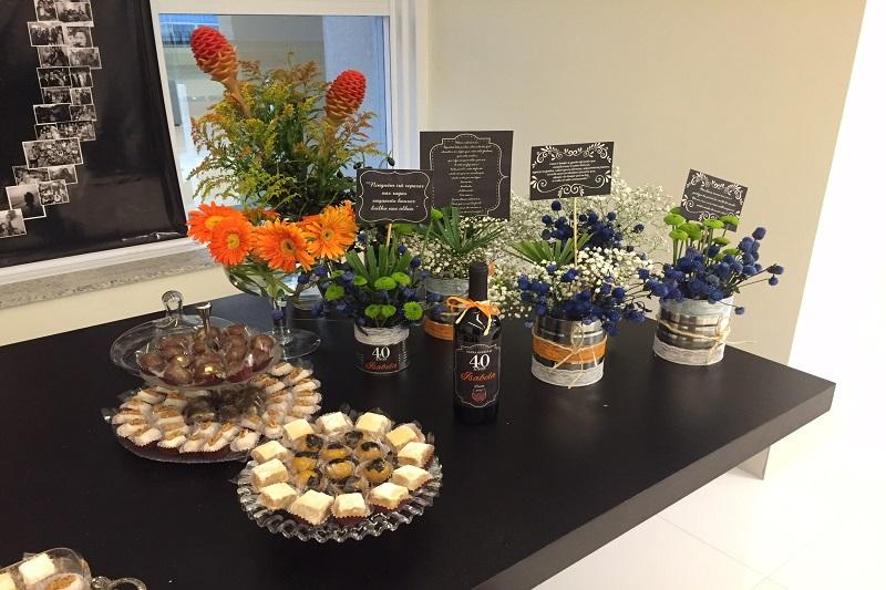 detalhes mesa de doce