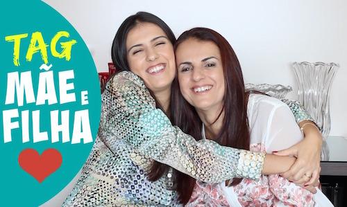 Capa - Tag Mãe e Filha