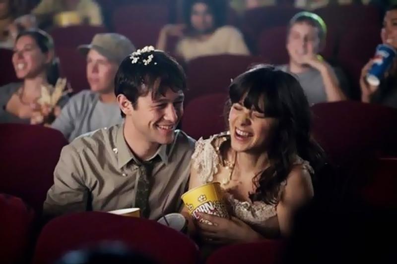 dia dos namorados cinema