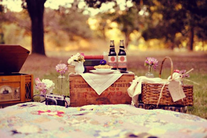 dia dos namorados picnic