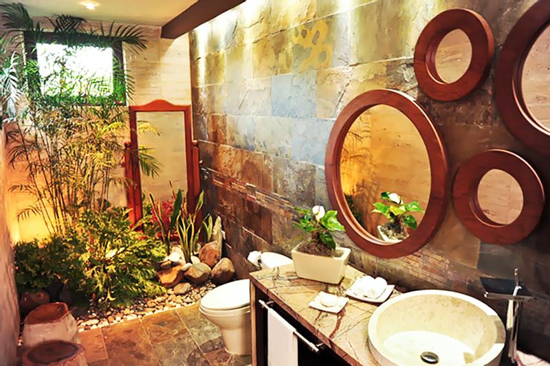 Jardim de Inverno  Como fazer, dicas e plantas  Vida de Casada -> Banheiro Pequeno Com Jardim De Inverno