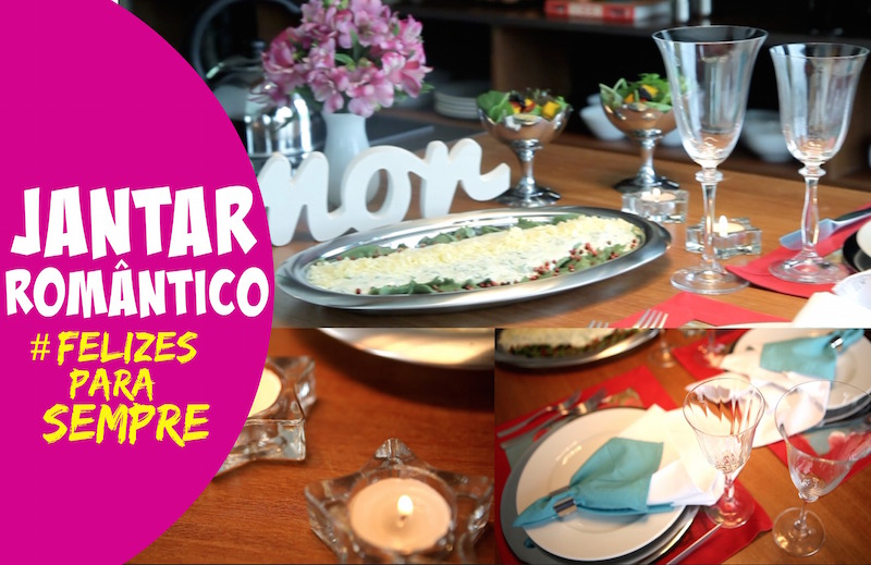 Capa - jantar romantico