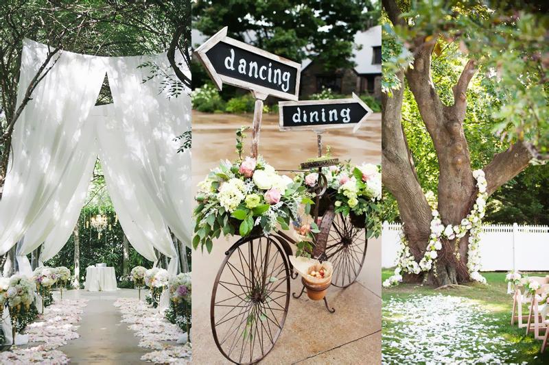 casamento no campo decor flores