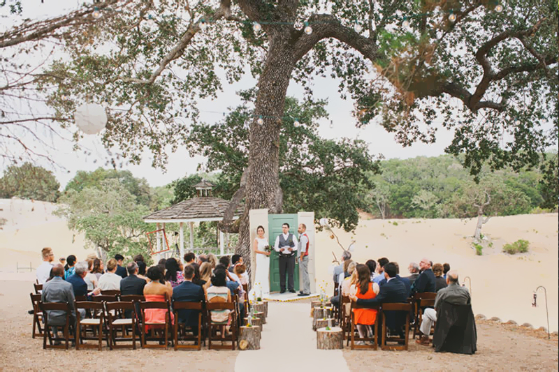 mini wedding fazenda