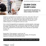 Casa Cor Minas – Quem Casa Quer Casa