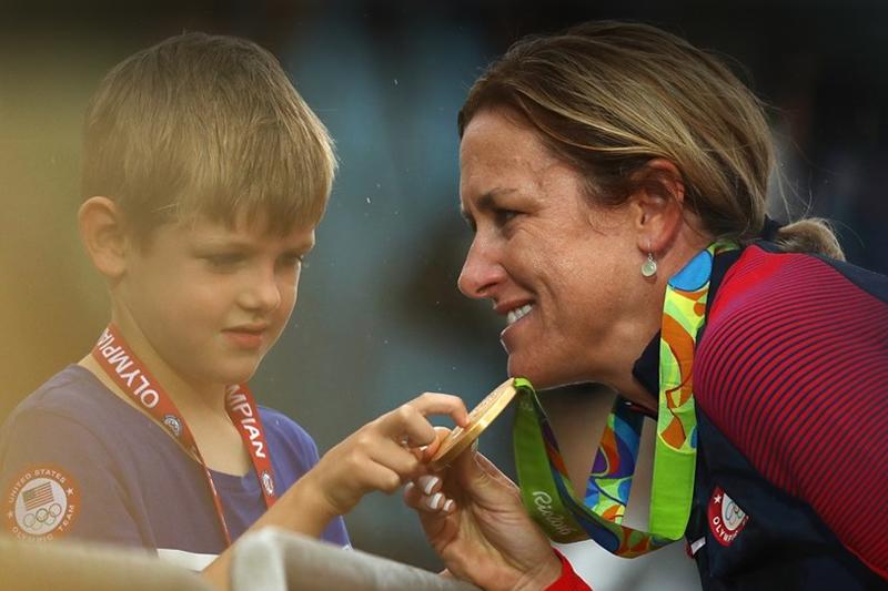 familias fofas das olimpiadas rio 2016 kristin